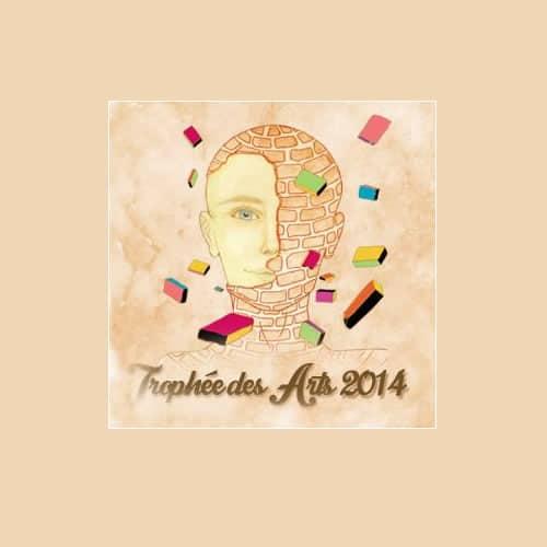 Trophée des Arts 2014