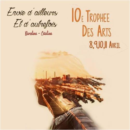 Trophée des Arts 2016