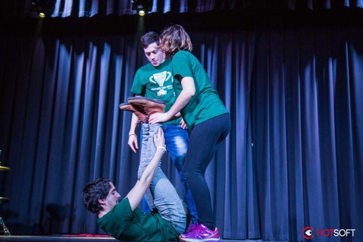 Théâtre d'improvisation 2017